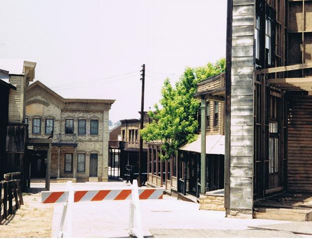 Universal Studios Backlot