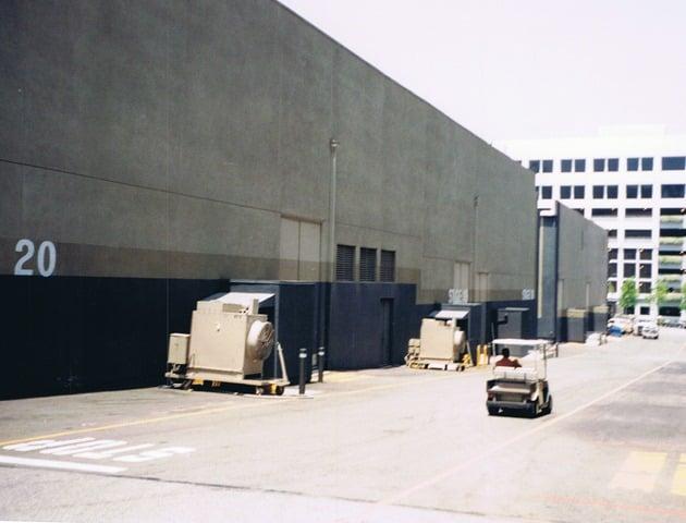 Universal Studios Soundstage