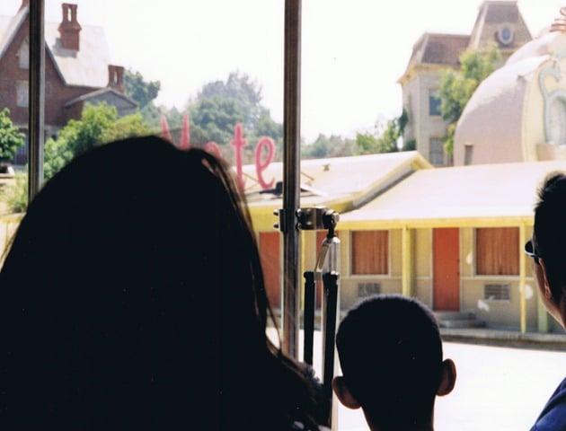 Bate's Motel set